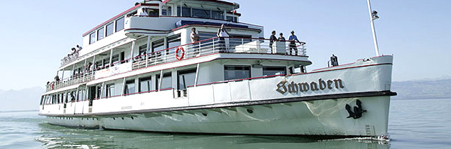 Single party bodensee schiff
