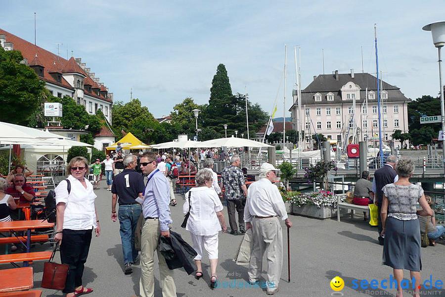 RUND-UM 2011 Bodensee: Lindau, 17.06.2011