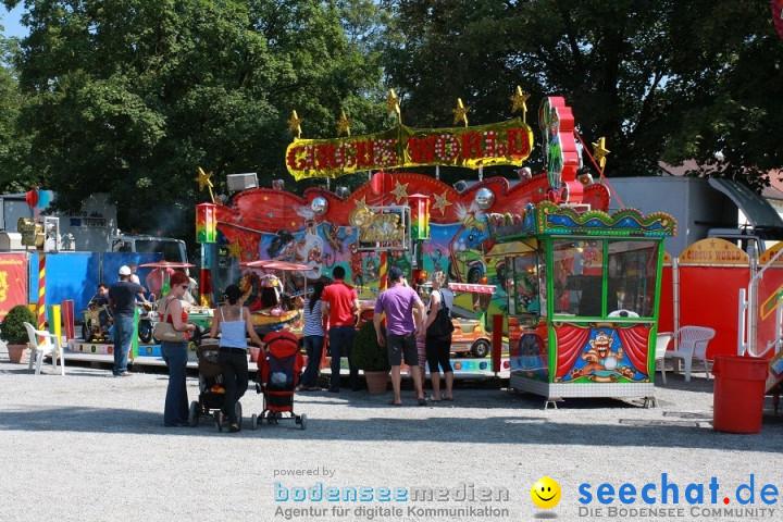 Welfenfest - Heimatfest: Weingarten, 09.07.2011