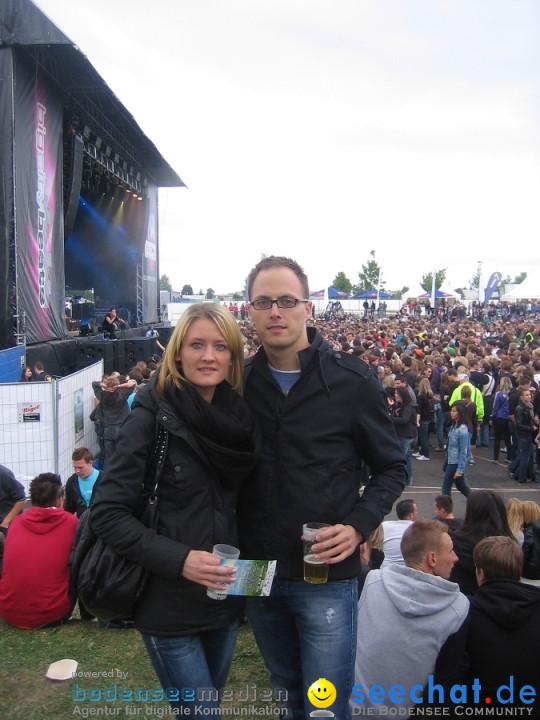 SommerTagTraum mit David Guetta: Neu-Ulm, 03.07.2011