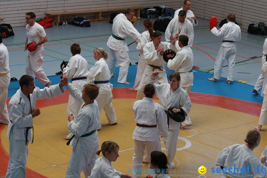 Ju-Jutsu Training: Konstanz am Bodensee, 13.08.2011