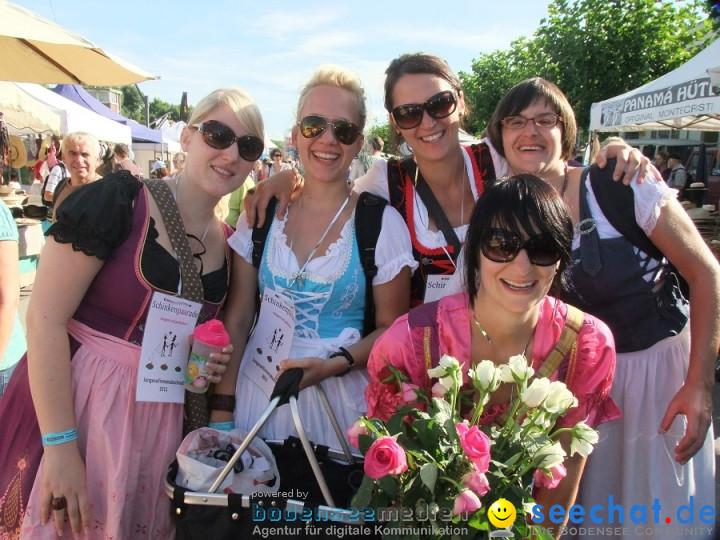 Seenachtfest 2011: Konstanz am Bodensee, 13.08.2011