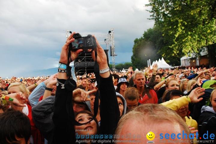 SummerDays Festival: Arbon am Bodensee, 27.08.2011