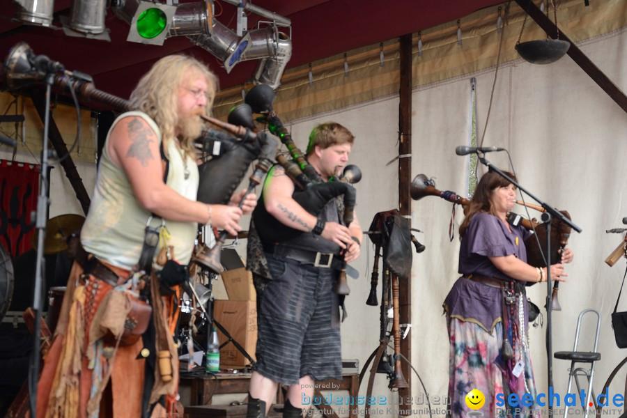 Mittelalterlich Phantasie Spectaculum: Singen am Bodensee, 02.10.2011