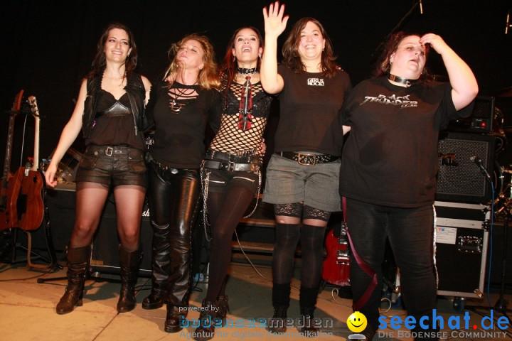 Halloween Party mit Black Thunder Ladies und Pink Tribute in Liggeringen am