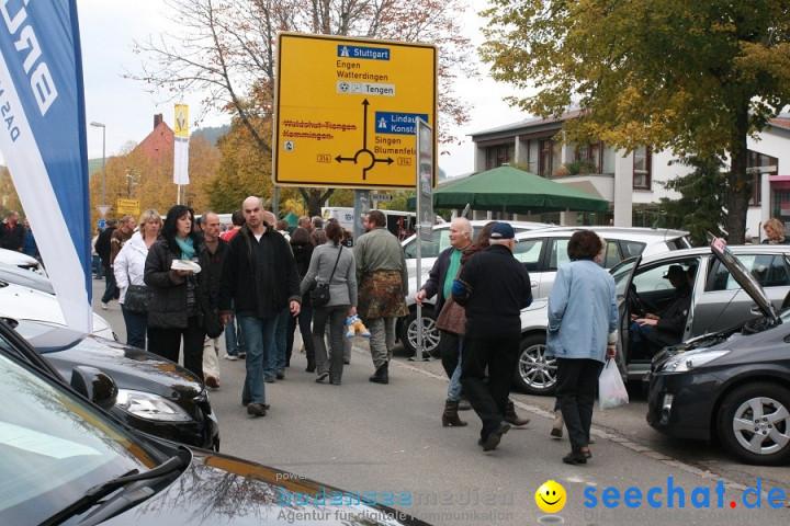 Schaetzlemarkt 2011: Tengen am Bodensee, 30.10.2011