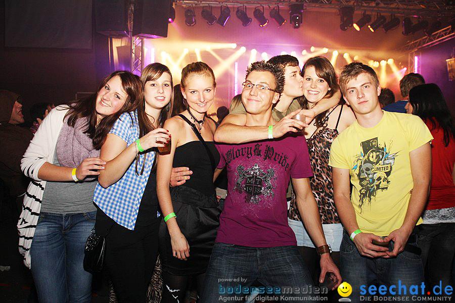 Halloween Party mit PULL MUSIC: Oberzell bei Ravensburg, 31.10.2011