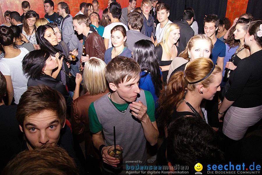 MOFA - Modelscouting-Party im AlfonsX: Sigmaringen, 15.11.2011