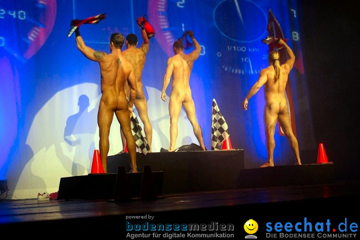 The Chippendales - Most Wanted Tour: Stadthalle Tuttlingen, 27.11.2011