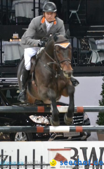 GERMAN MASTERS: Internationales Reitturnier: Stuttgart, 19.11.2011