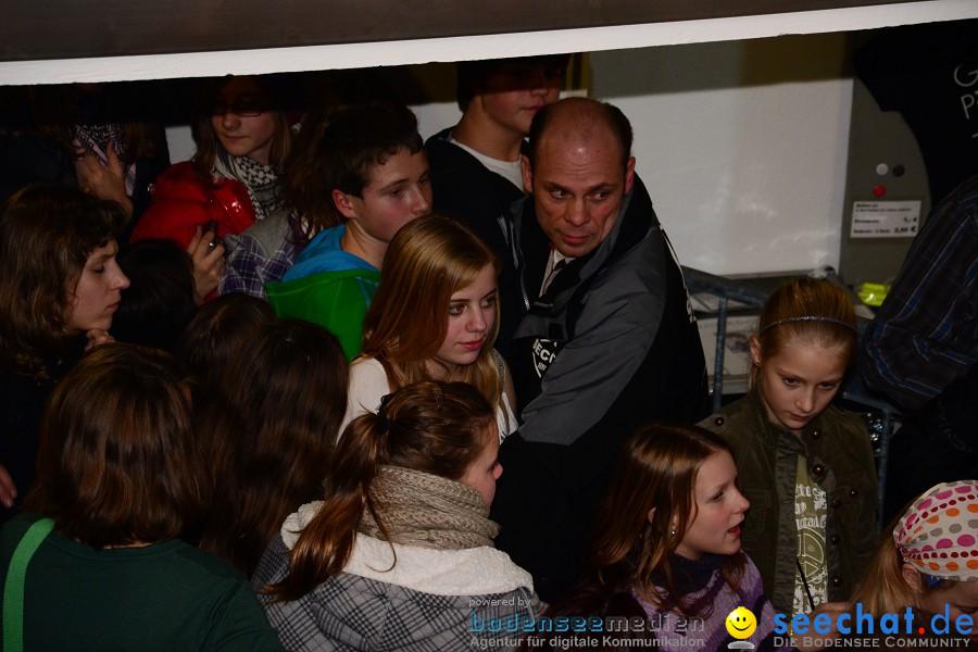 GLASPERLENSPIEL: BEWEG DICH MIT MIR-Tour: Stockach am Bodensee, 22.12.2011
