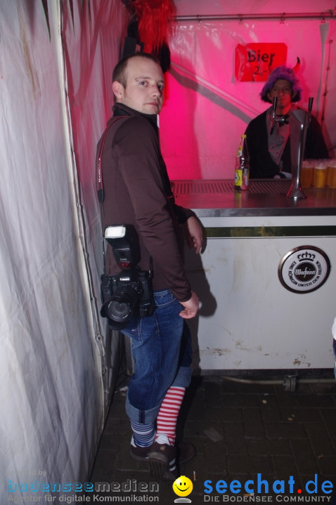 Narrentreffen: Rielasingen am Bodensee, 28.01.2012
