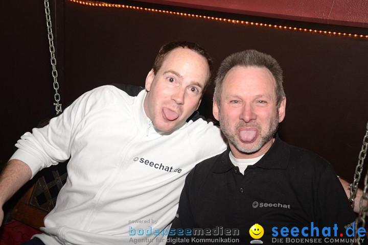 seechat Party mit Feierkind Rec. im Havanna Club: Weingarten, 28.01.2012