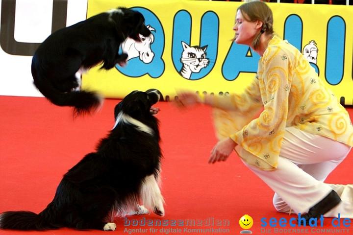 HUND|2012 - Die Schweizer Hundefachmesse in Winterthur, 05.02.2012