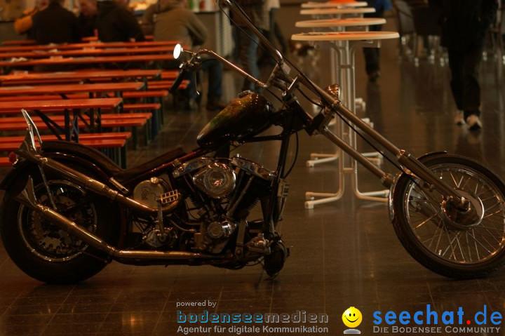 Motorradwelt Bodensee 2012 Messe in Friedrichshafen, 28.01.2012