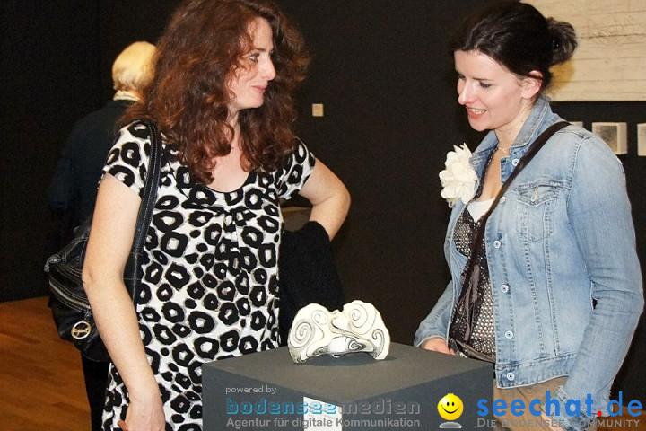 Vernissage: In den Raum: Biberach, 23.03.2012