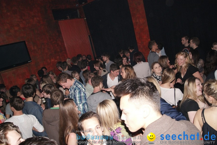 Last MOFA-Party - Modefachschule: Sigmaringen, 27.03.2012