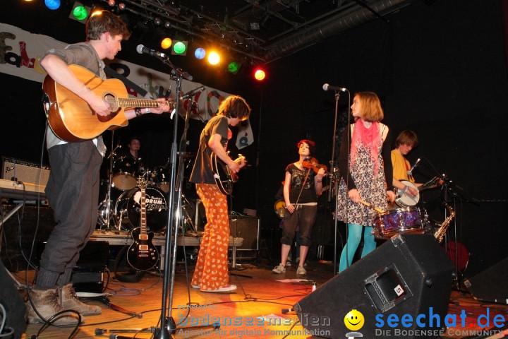 OPEN SEE Festival im Kulturladen: Konstanz am Bodensee, 31.03.2012