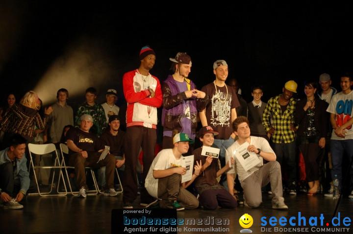 Open Stage 2012: Theater Konstanz am Bodensee, 14.04.2012