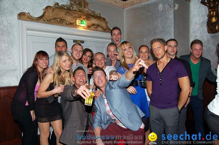 berry's - Clubber Night: Konstanz am Bodensee, 14.04.2012
