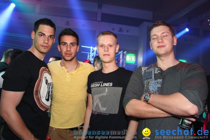 IBIZA-PARTY auf der TUNING WORLD BODENSEE: Friedrichshafen, 28.04.2012