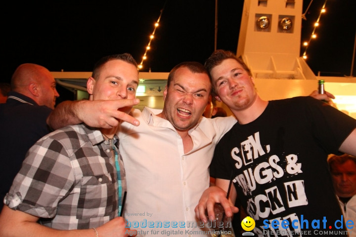 CRUISE in den Mai mit DJ PHAT: Friedrichshafen am Bodensee, 30.04.2012