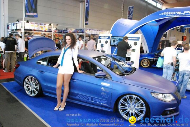 TUNING WORLD BODENSEE: Messe Friedrichshafen, 30.04.2012