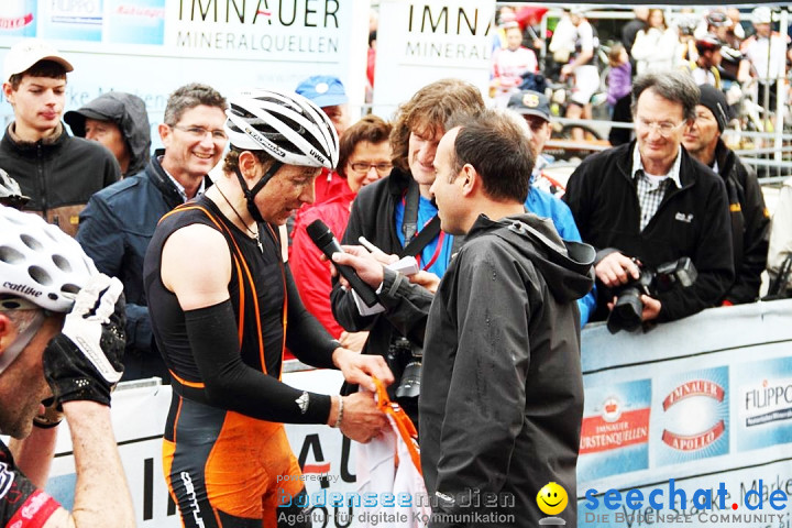10. Rothaus Bike-Marathon: Singen am Bodensee, 06.05.2012