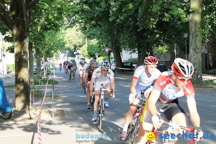 36. Konstanzer City-Radrennen: Konstanz am Bodensee, 19.05.2012