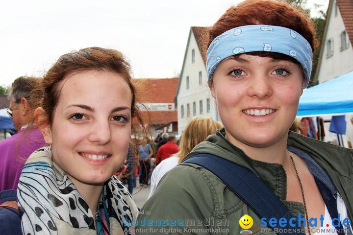 Hochdorfer Dorffest: Hochdorf, 09.06.2012