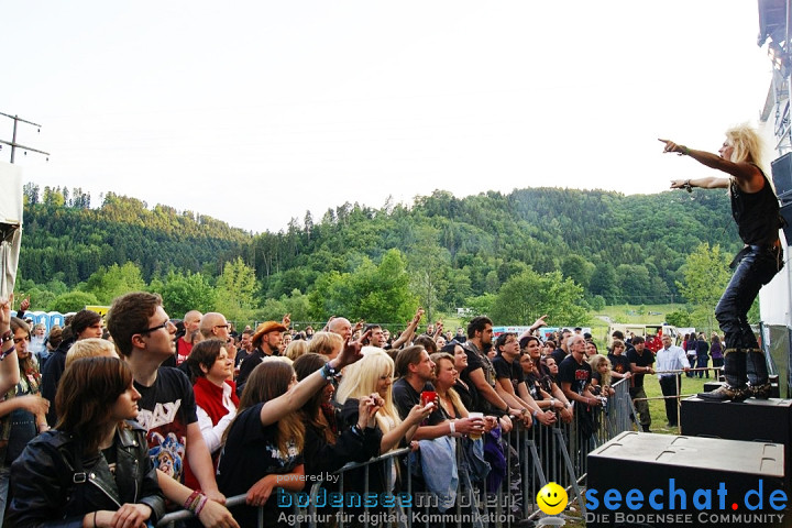Rock am Neckar Festival 2012: Epfendorf, 27.05.2012