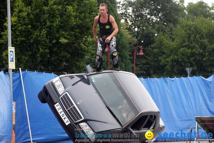 XXXXL-Monster-Truck-Show: Volkertshausen am Bodensee, 24.06.2012