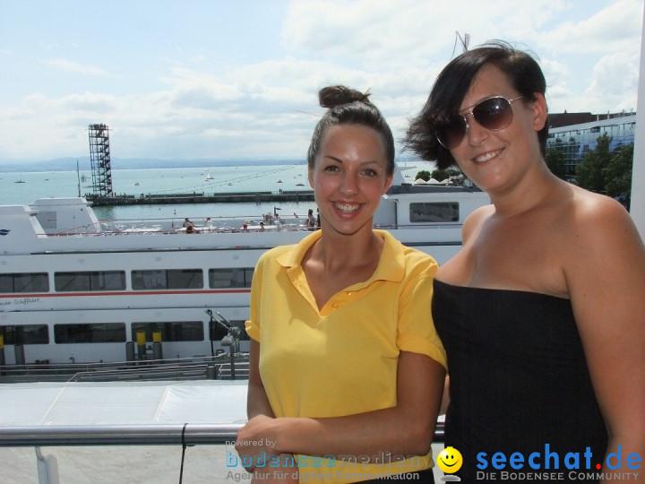 Tattoo Convention Bodensee 2012 - Schiffe: Friedrichshafen, 08.07.2012
