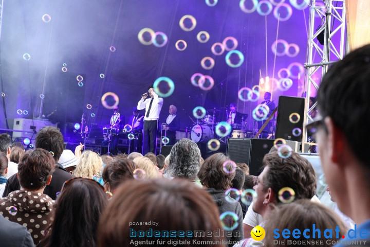 Jan Delay & Disko No.1 - Hohentwielfestival: Singen am Bodensee, 14.07.2012