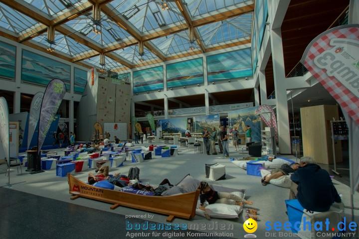 Messe: OutDoor Show: Friedrichshafen am Bodensee, 15.07.2012