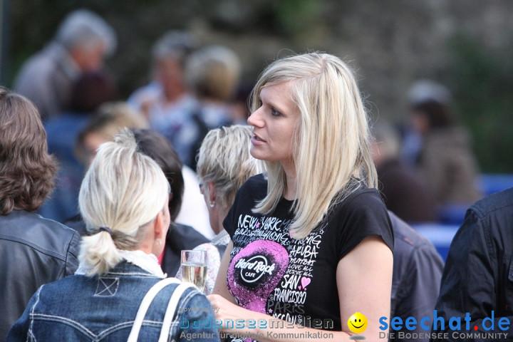 Nica & Joe: Honbergsommer: Tuttlingen am Bodensee, 19.07.2012