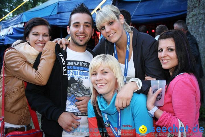Sarah Connor - Honbergsommer: Tuttlingen am Bodensee, 19.07.2012