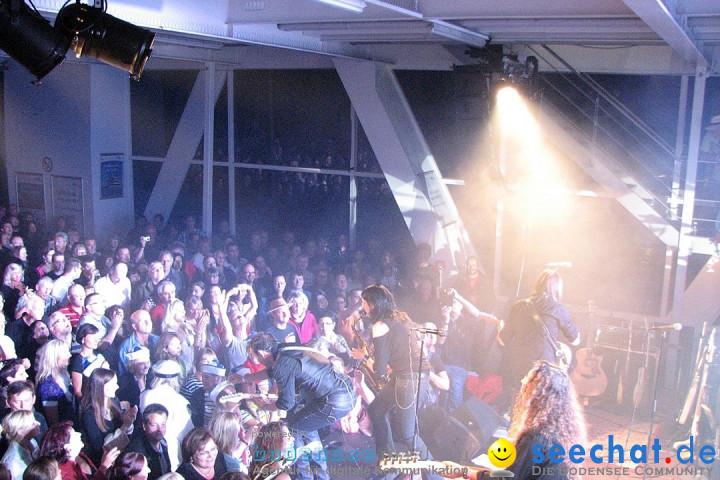Rocknacht: HELTER SKELTER - Partyschiff: Friedrichshafen am Bodensee, 20.07