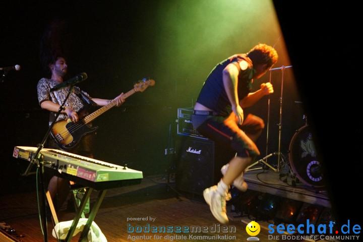 Brutal Polka & The Jelly Boys im Kula: Konstanz am Bodensee, 25.07.2012