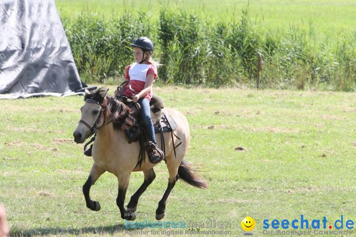 Hoffest auf der Criollo Ranch: Gailingen am Bodensee, 04.08.2012