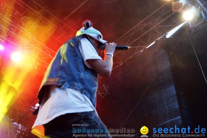 Mini-Rock-Festival 2012: Horb am Necker: 3.-4.08.2012