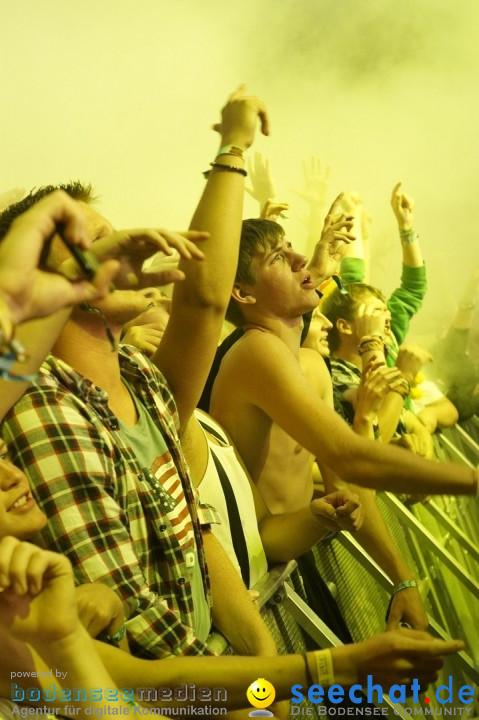 Chiemsee Reggae Summer Festival: Chiemsee, 28.08.2012