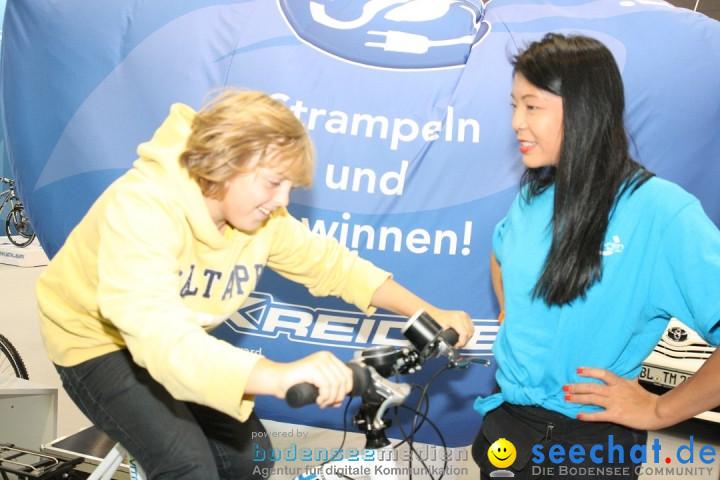 EUROBIKE 2012 - Publikumstag - Friedrichshafen am Bodensee, 01.09.2012
