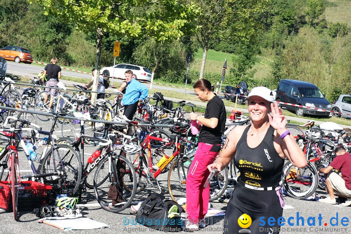 28. Stockacher Triathlon: Stockach am Bodensee, 08.09.2012