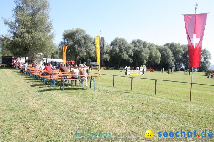 40. Reitturnier: Bodenseereiter: Radolfzell am Bodensee, 09.09.2012