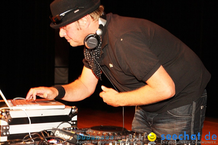 After-Run-Party mit DJ AMAR im Milchwerk: Radolfzell am Bodensee, 21.09.201