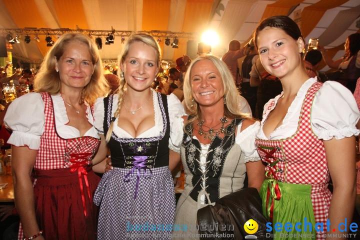Oktoberfest Konstanz mit Frontal: Konstanz am Bodensee, 28.09.2012