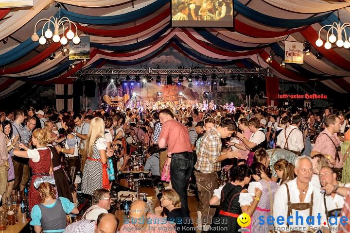 Oktoberfest Konstanz mit Froschenkapelle: Konstanz am Bodensee, 06.10.2012