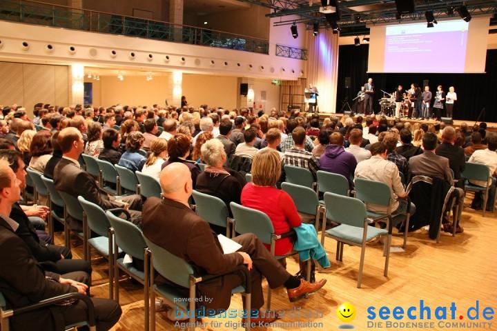 IHK Auszeichnung der TOP-Absolventen: Radolfzell am Bodensee, 15.10.2012