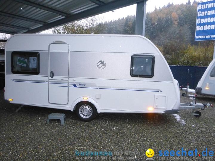 Caravan-Messe: Ludwigshafen am Bodensee, 28.10.2012